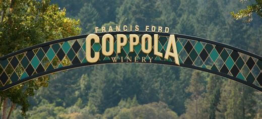 produzent francis ford coppola winery w hlen aus dem. Black Bedroom Furniture Sets. Home Design Ideas