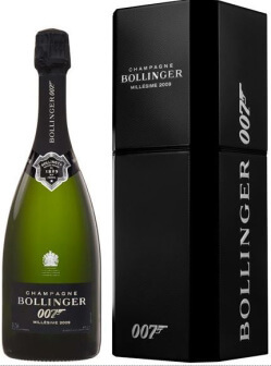 Champagne Bollinger Bond 007 Millesime Dressed To Kill  <br />