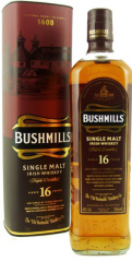 Bushmills 16 years Three Woods Single Malt Irish Whisky