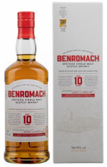 Benromach 10 years Scotch Single Malt Whisky