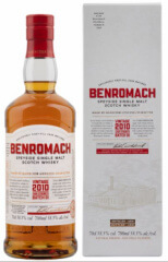 Benromach Cask Strenght Batch 1