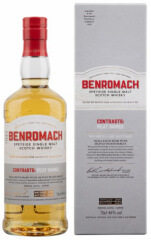 Benromach Peat Smoke Scotch Single Malt Whisky