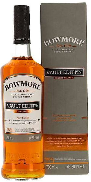 Bowmore Vault Edition 2nd Release Single Malt Scotch Whisky