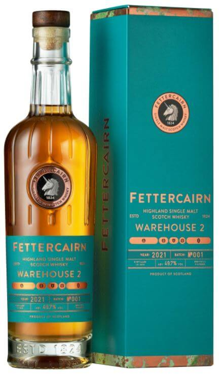 Fettercairn Warehouse 2 - Batch 1