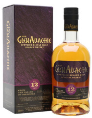 Glenallachie 12 years Single Malt Scotch Whisky