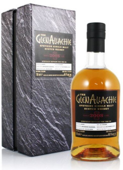 Glenallachie 9 years - Virgin Oak Barrel No. 471 - Batch 1  Single Malt Scotch Whisky