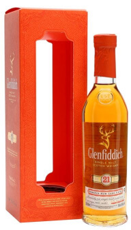 Glenfiddich 21 years Rum Cask finish