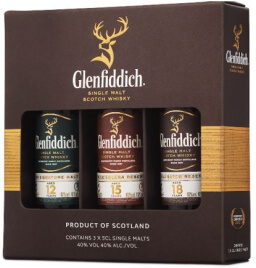 Glenfiddich Tasting Collection