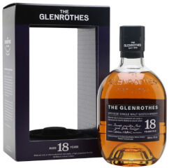Glenrothes 18 years Scotch Single Malt Whisky