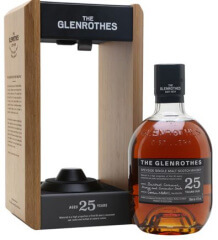 Glenrothes 25 years Scotch Single Malt Whisky
