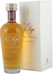Grappa Eligo dell' Ornellaia <br />