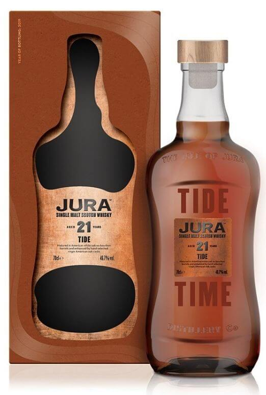 Jura Tide 21 years Scotch Single Malt Whisky