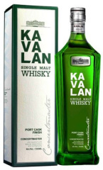 Kavalan Concertmaster Port Cask Finish Single Malt Taiwan Whiskey