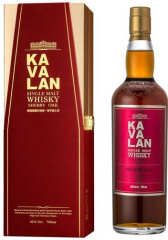 Kavalan Sherry oak Single Malt Taiwan Whiskey