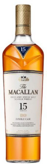 Macallan 15 years Double Cask Single Malt Scotch