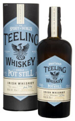 Teeling Single Pot Still Batch 3 Irish Whiskey